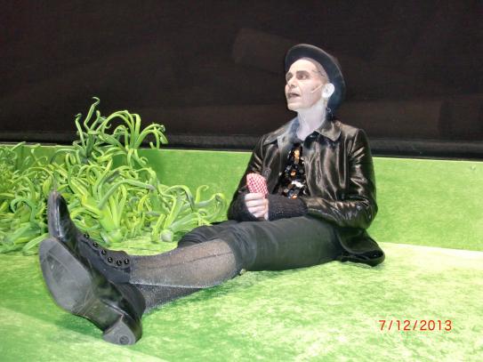 Das kalte Herz Glasmännlein im Stadttheater