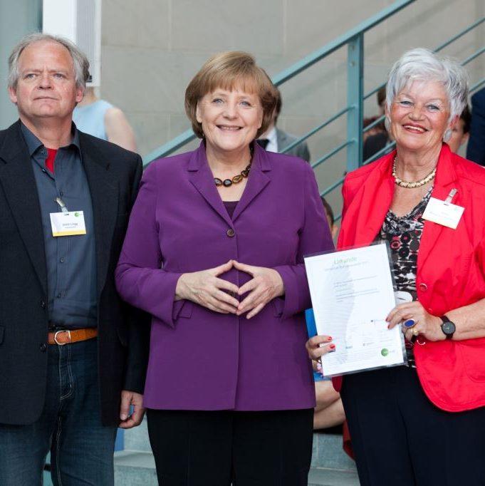 startsocial Bundespreisverleihung 2012